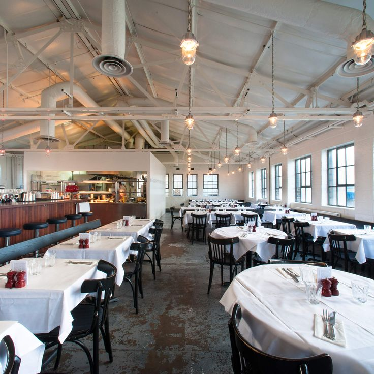 London's 14 Most Important Restaurants - Bistrotheque, Bethnal Green. Classic, Italian Fare.