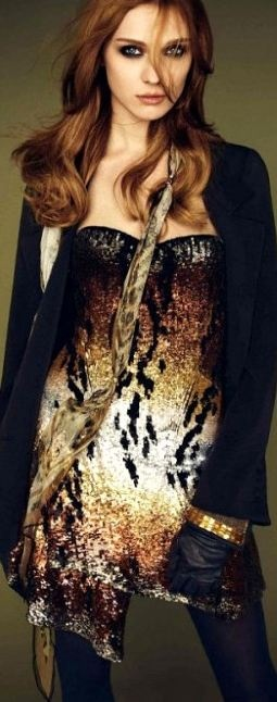 Roberto Cavalli Autumn/Winter 2011-2012