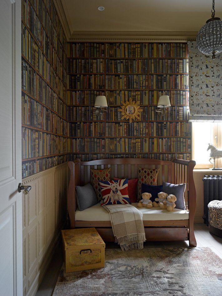 Парижский шарм в московской квартире