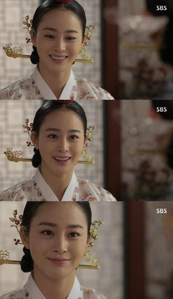 Traditional Korean Hair Accesories in Jang Ok Jung were so beautiful