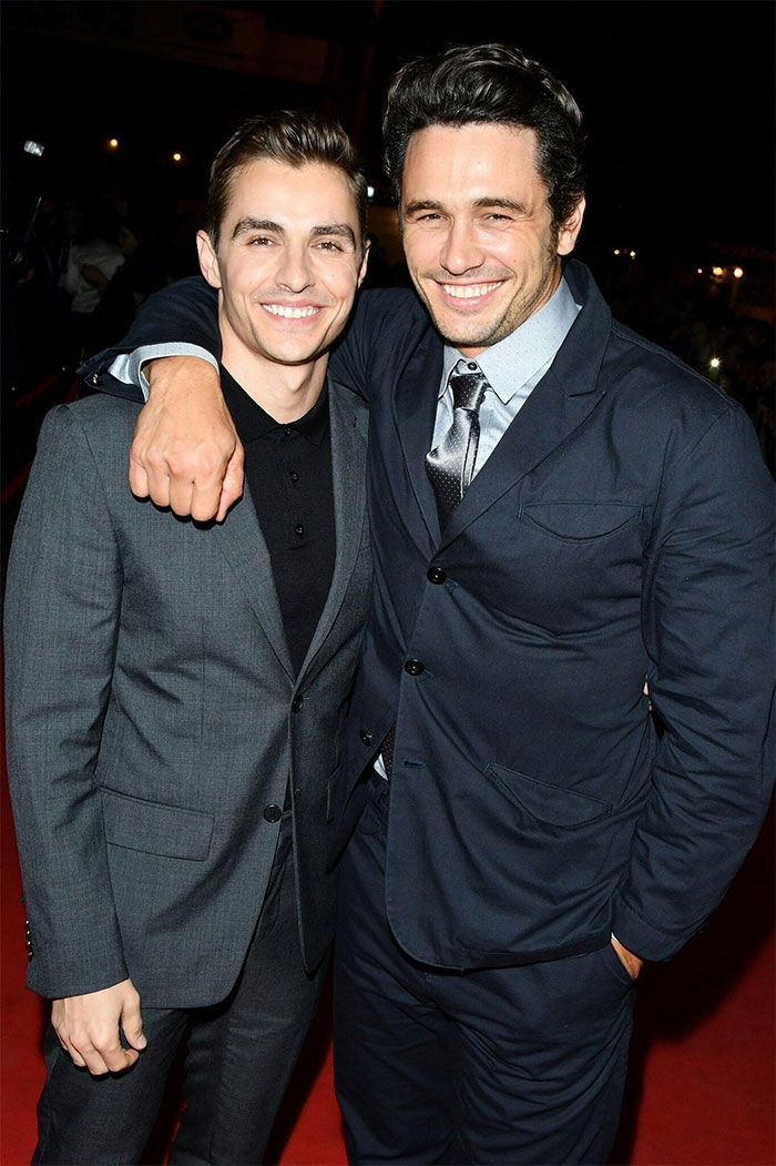 James Franco With His Brother Dave in 2019 | Beautiful Men ...