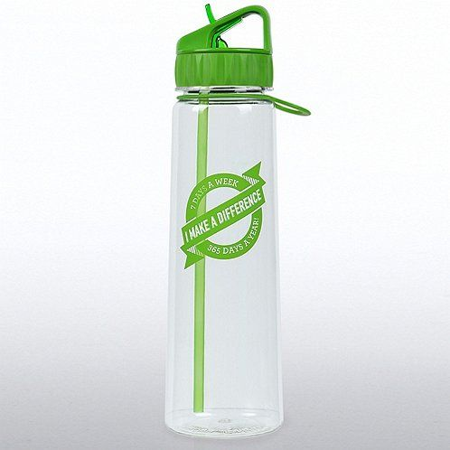 Stay cool on the go with colorful Keep it Cool Water Bottles. Water bottles feature vibrant flip-up straw and silicone carrying loop. 30 oz.