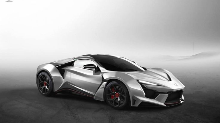 FENYR Supersport WMotors 900 Horsepower Front View