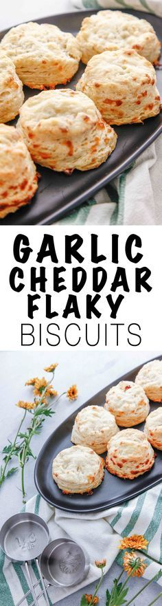 Get ready for the holidays with this recipe for Garlic Cheddar Flaky Biscuits! Perfect for Thanksgiving, Christmas or anytime you need a perfect bread side! Sponsored by Great Midwest Cheese. Recipe: https://www.thebrooklyncook.com/garlic-cheddar-flaky-biscuits/ #greatmidwestcheeses #cheese #biscuit
