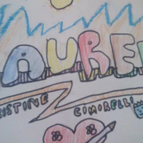 I draw this for you Lauren Cimorelli