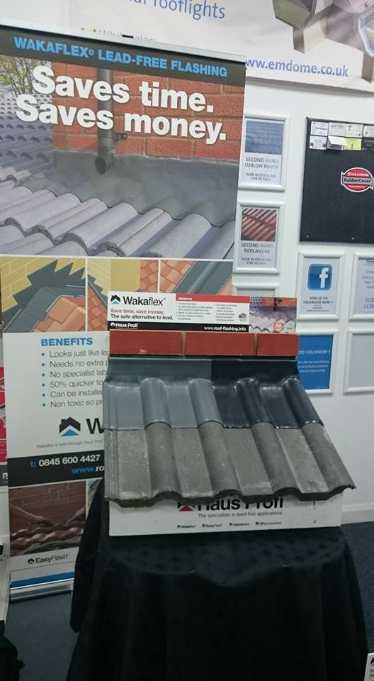 Thanks To Haus Profi Who Visited The Roofinglines Roofing Supplies Shop In  Folkestone To Demonstrate