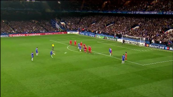 #OnThisDay: Alex's thunderbolt free-kick v Liverpool in an epic Champions League game at the Bridge in 2009!