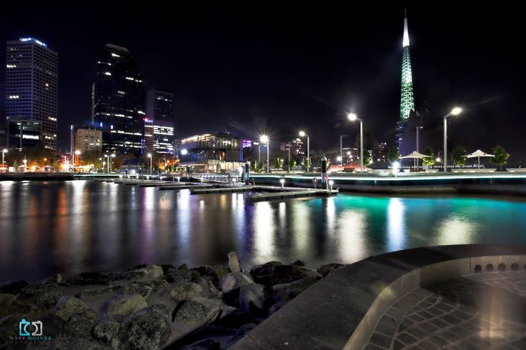 Perth City, Elizabeth Quay