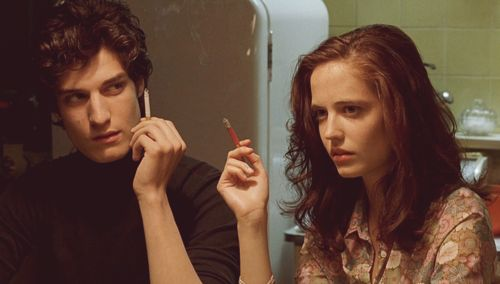 Image de the dreamers, eva green, and louis garrel
