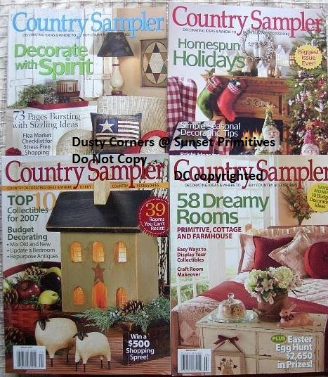 158 best country sampler decorating ideas images on