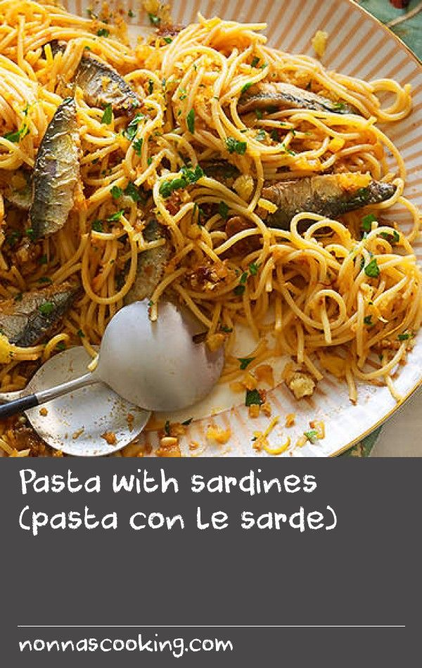 Pasta with sardines (pasta con le sarde) | Italians observe a symbolic fast on Christmas Eve, so the festive dinner, cena della vigilia (vigil dinner), is a seafood extravaganza, serving courses of fish, including shellfish, eel and baccala (salted cod). American-Italians have upheld this tradition, where it is known as the Feast of the Seven Fishes, featuring strictly seven courses. However, in Italy, there is generally no set number of dishes, and in true Italian style, some households…