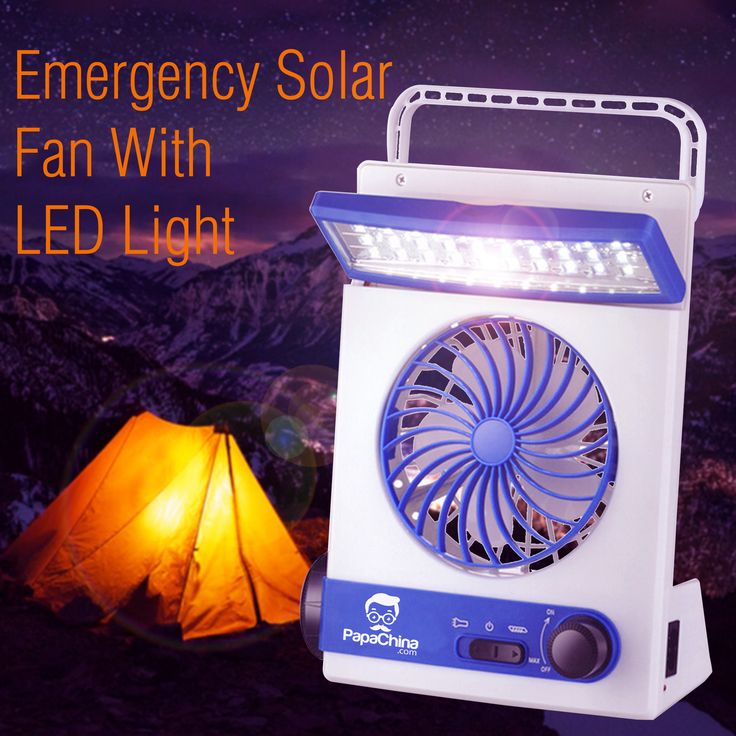 Communicating your company's message on a quality promotional item like Emergency Solar Fan With LED Light is a great way to attract new prospects. Additionally, being designed with multifunctional solarlight fan, portable solar energy lamp fan, rated power 2 w 220 v or 50 hz, contemporary style model, emergency fan and light features, lighting source LED bulbs, chargeable by solar in bright sunlight, can also charge with USB port