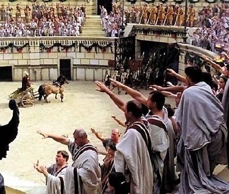 Római Birodalom - Cirkuszi és Amphitheatrumi játékok