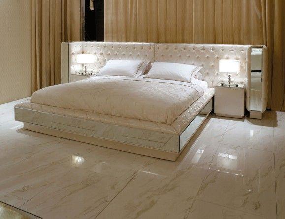 Nella Vetrina Visionnaire IPE Cavalli Magnolia Luxury Italian Bed....    I Could Sleep Here....
