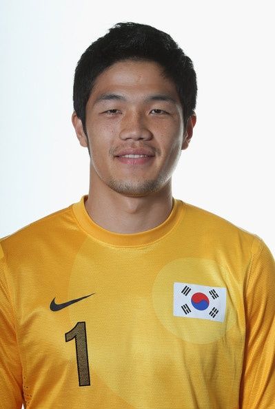 Adore him!  Sung-Ryong Jung  Korea Republic Men's Official Olympic Football Team Portraits