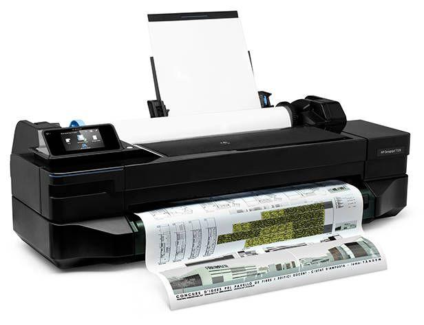 HP DesignJet T 120 24-inch Printer