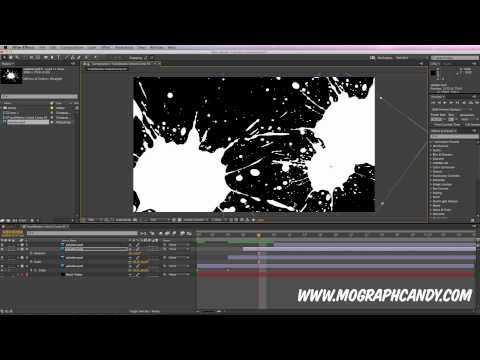Custom Transitions in Adobe Premiere CC: Track Matte Key - YouTube