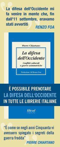 """La difesa dell'Occidente: """"L'ultimo limes"""" - Recensione esclusiva per il Blog - di Massimo De Angelis"""