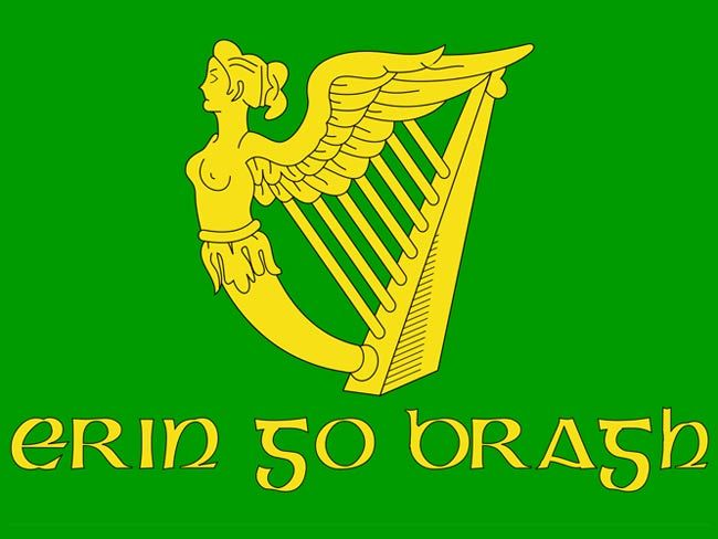 irish sayings and pictures | ... of Erin go Bragh and other Irish phrases. Photo by: Wikimedia Commons
