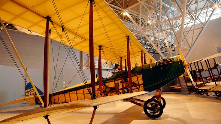 What to see at Canada's Aviation and Space Museum includes many types of…
