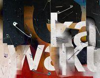 Rei Kawakubo. retrospectiveСерия графических листов, посвященных японскому дизайнеру Рей Кавакубо