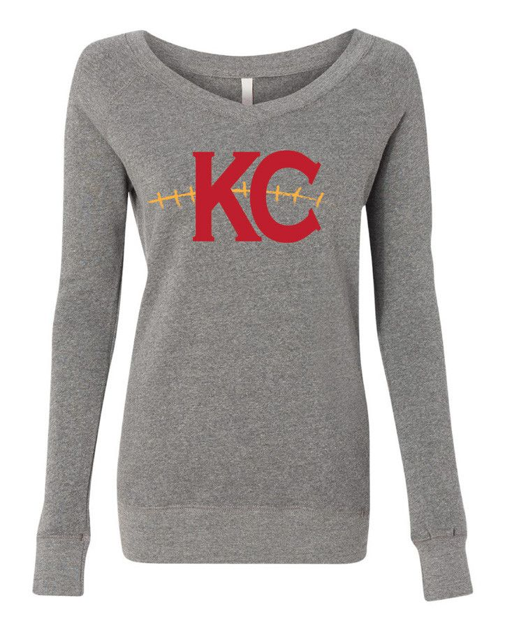 KC Football Sweatshirt