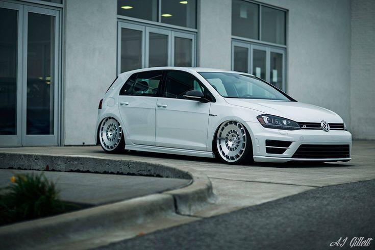 King Of Cars >> VW Golf mk7 Rotiform | Volkswagen polo, Volkswagen
