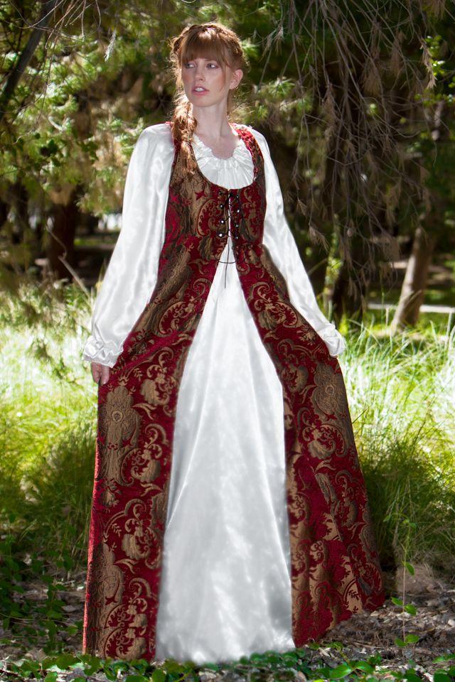 262 Best Images About Renaissance Dresses On Pinterest