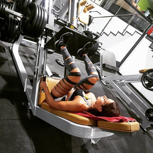 Leg press is a good alternative if u can not do squat  can help u to have a powe…