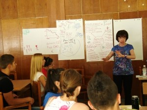 Human Rights Olympics special: Looking back at Mary Fjerstad's (Woman Care Global) presentation