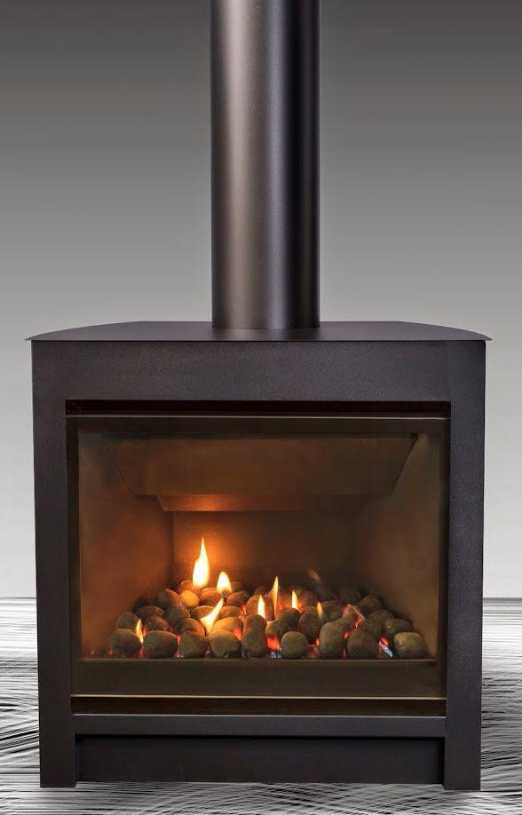 Gas Fireplace gas fireplace freestanding : Best 20+ Freestanding fireplace ideas on Pinterest | Modern ...