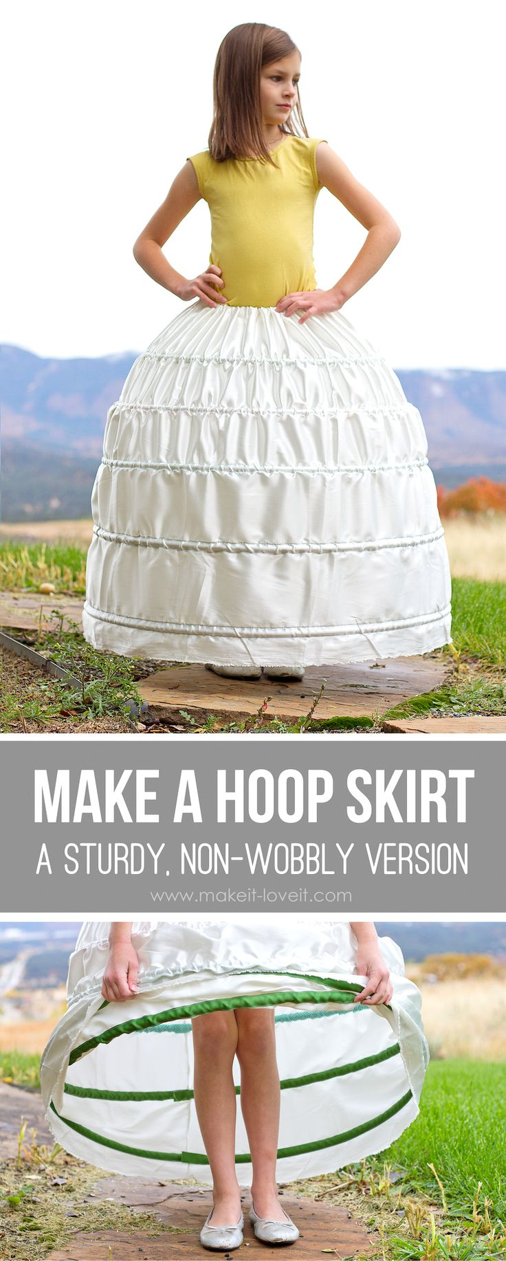 379 best halloween costumes for kids images on pinterest carnivals a hoop skirt a sturdy and inexpensive version diy girls costumeshalloween solutioingenieria Gallery