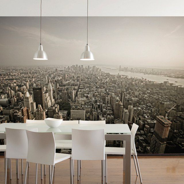 25 best images about wall decor on Pinterest | Manhattan skyline ...