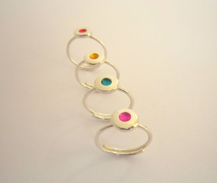 handmade ring by KORMENTZACREATIONS on Etsy