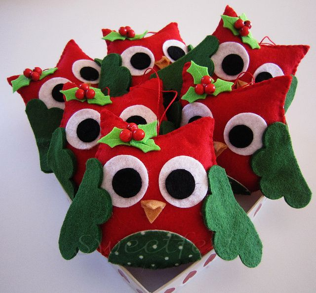Buhos navideños