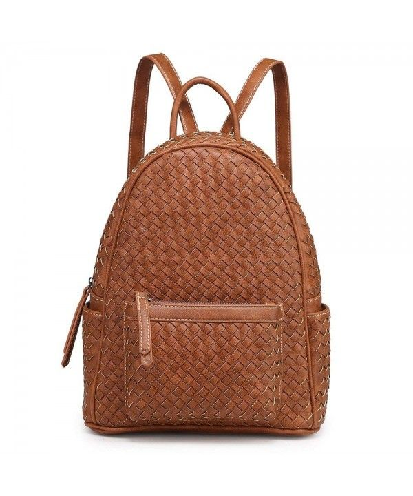 bd7e34c910 Women's Bags, Shoulder Bags, Women Backpack Purse Ladies Trendy Stylish  Casual Back Pack Handbag Bag - Small Tan - CF182WOL3OG #Women #Fashion #Bags  ...
