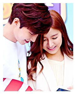 Kim So Eun & Song Jae Rim (Solim couple)