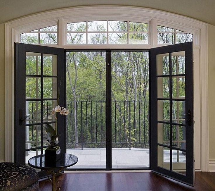 Retractable Doors Interior best 25+ glass french doors ideas on pinterest | exterior glass