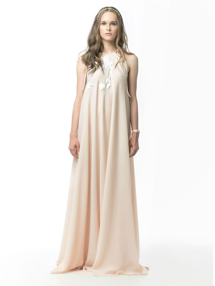SS 15 Collection by Andria Thomais   #SS15 #andriathomais #longdress #maxidress #eveninggown