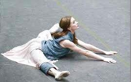 This is the amazing Irina Dvorovenko! She is such an amazing ballerina!