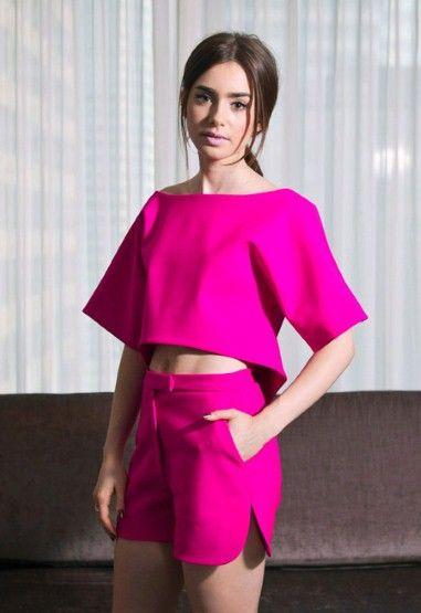 love the color!!!! SUPER BOLD