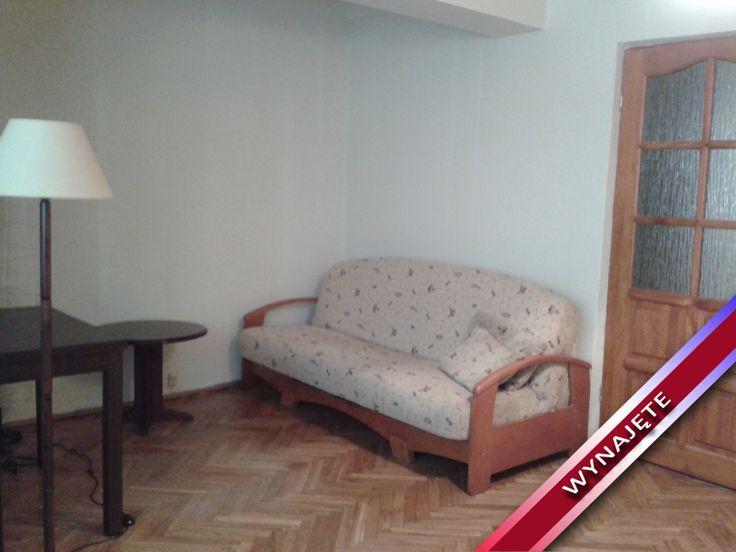 Mieszkanie Warszawa Muranów - WYNAJĘTE