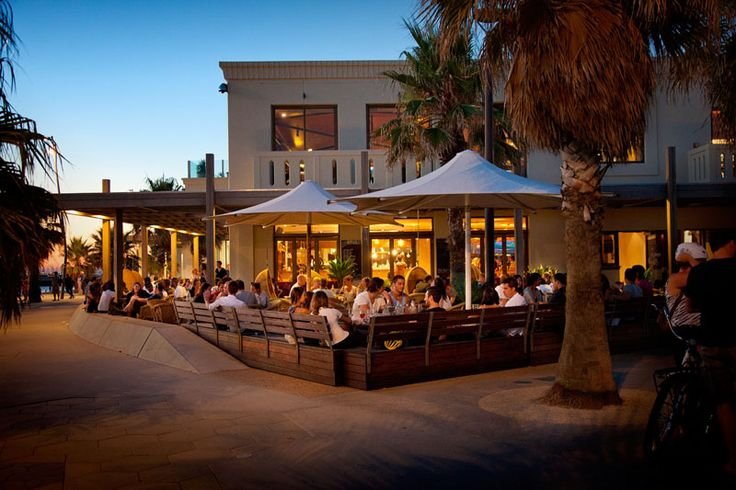5 beste outdoor restaurants in Melbourne