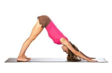 yoga cane che si stira Fonte foto: positivelife.ie
