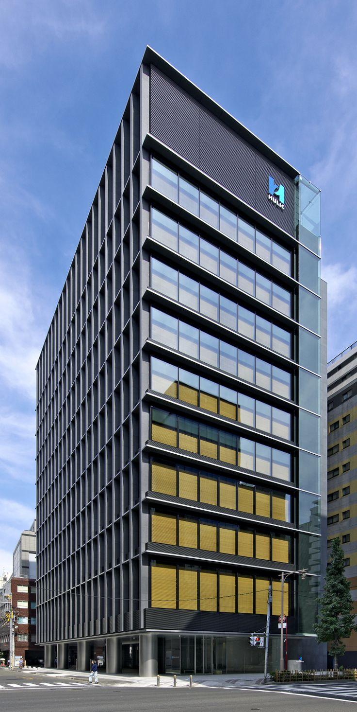 最高品質の安心・環境・快適を実現した都市型オフィスビルのプロトタイプ ヒューリック本社ビル Nikken Sekkei+NSD|日建設計