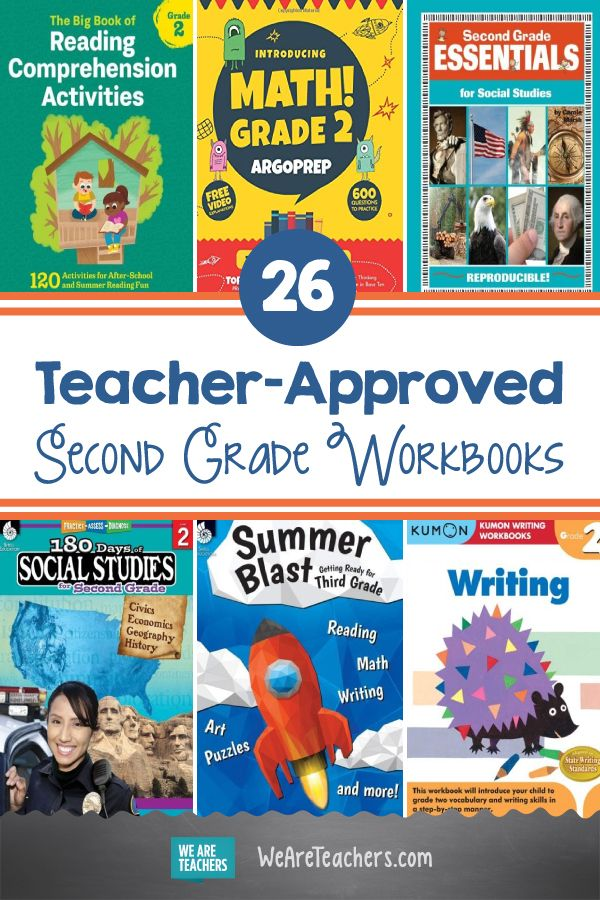 2nd grade workbooks Wonderful
