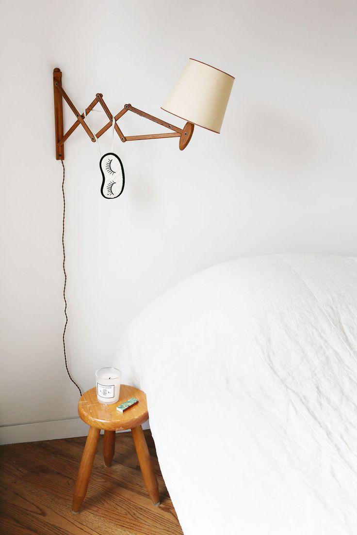 Serene New York apartment   photos by Sarah Elliott Follow Gravity Home: Blog - Instagram - Pinterest - Facebook - Shop