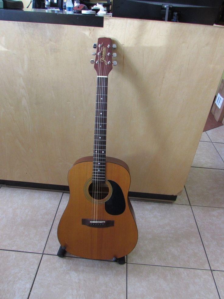 #guitar Jasmine by takamine guitar. Model S-35. Brown,acoustic. please retweet