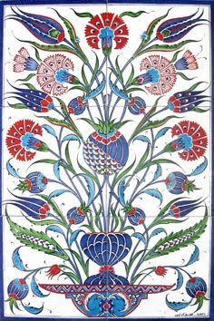 Turkish Tile …