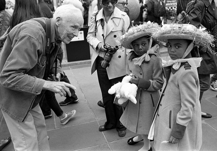 Bill Cunningham: Unpublished Easter Photos - The New York Times